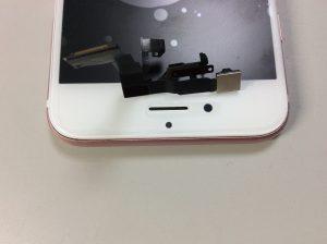 iPhone6sインカメラ真っ暗修理