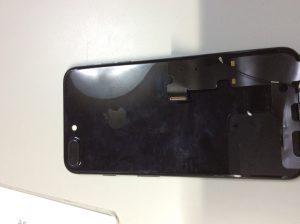 iPhone7plus充電不可
